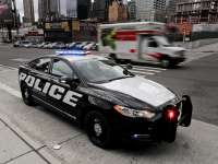 Ford Powering Police Vehicles with Hybrid Technology