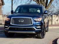 New Car Review: 2019 Infiniti QX80 Luxury Flagship SUV, Review by Larry Nutson