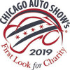 2019 CHICAGO AUTO SHOW'S FIRST LOOK FOR CHARITY RAISES MORE THAN $2.8 MILLION FOR 18 AREA NONPROFIT ORGANIZATIONS