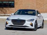 2019 Genesis G70 Review by Larry Nutson - It's E15 Approved +VIDEO