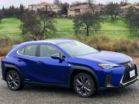 2019 Lexus UX 250h F Sport Review by Rob Eckaus - It's E15 Approved