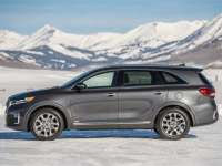 2019 Kia Sorento Review by Larry Nutson - It's E15 Approved
