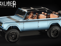 Maxlider's 4-Door 1966 Ford Bronco: An Inside Story By Maureen McDonald