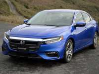 2019 Honda Insight 4dr Touring Hybrid Review by David Colman + VIDEO - It's E15 Approved