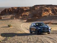 INFINITI-supported expedition wins Explorers Club honor