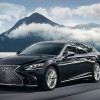 2019 Lexus LS 500 Vs. 2019 Toyota Avalon by Andrew Frankl - It's E15 Approved