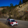 Toyota Yaris WRC Takes on the Twisting Turns of Corsica