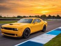 One Hour In A Hellcat - 2019 Dodge Challenger SRT Hellcat Review By Thom Cannell - It's E15 Approved +VIDEO