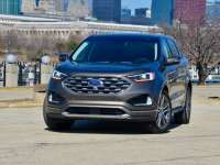 2019 Ford Edge 12 Years On, Review by Larry Nutson - It's E15 Approved