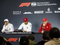 F1 - 2019 Chinese Grand Prix Sunday Press Conference and Complete Results
