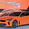 Limited Edition Stinger GTS Breaks Cover In New York with Dynamic AWD Tech, Racier Looks