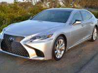 2019 Lexus LS 500 Review by David Colman - It's E15 Approved