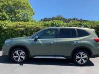 2019 Subaru Forester Review From Andrew Frankl
