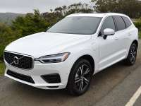 2019 Volvo XC60 T8 E-AWD R-Design Review by David Colman +VIDEO