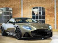 "2020 Aston Martin DBS Superleggera Special Edition Celebrates 50th Anniversary of 6th James Bond Film ""ON HER MAJESTY'S SECRET SERVICE"" +VIDEO"