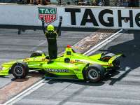 Pagenaud completes May sweep with electrifying 2019 Indy 500 victory