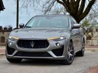2019 Maserati Levante GTS Review By Larry Nutson