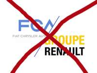 FCA Backs Off From Merger Proposal to Groupe Renault - Buh-Bye, Au revoir, Ciao