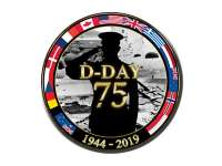 We Salute the Allied Military Forces on the 75th Anniversary of D-Day +VIDEO