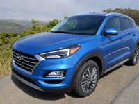2019 Hyundai Tucson Limited FWD Review by David Colman - It's E15 Approved +VIDEO