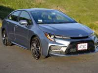 2020 Toyota Corolla XSE Review by David Colman + VIDEO - It's E15 Approved