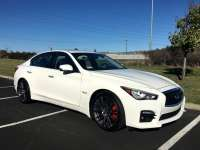 Infiniti Q50 Red Sport 400 (2017) - Long Term Review by Rob Eckaus