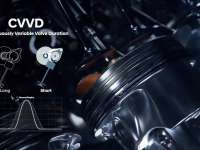 World's First CVVD Engine Technology with Improved Performance and Less Emissions +VIDEO