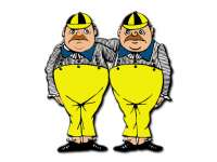Tweedle Dee and Tweedle Dum of Ethanol Opposition At It Again