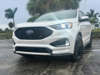 2019 Ford Edge ST Review by Larry Nutson - It's E15 Approved +VIDEO