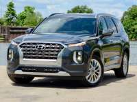 First Drive 2020 Hyundai Palisade Review by Larry Nutson
