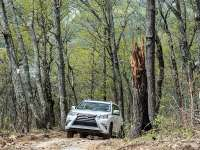 BLACKBERRY MOUNTAIN AND LEXUS OFF-ROAD ADVENTURE- ENJOY THE DRIVE!