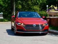 2019 Volkswagen Arteon Review By Larry Nutson - It's Downright Gorgeous