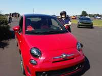"MAMA Track Day - Learning to Drive (FAST!) with ""Hungry Eyes."" By Martha Hindes"