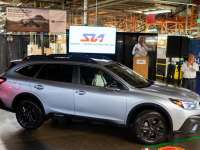 Subaru of Indiana Automotive begins production of all-new 2020 Legacy and Outback models