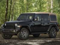 2020 Jeep Wrangler - Two New Special-Edition Wrangler Models for 2020