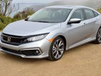 2019 Honda Civic 1.5T 4D Touring Review by David Colman - It's E15 Approved