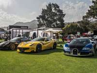 A 2019 Motorsports Gathering at The Quail