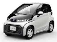 Toyota Short-distance Mobility Ultra-Compact BEV - Coming To California?