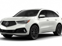 2020 Acura MDX SH-AWD A-Spec by Mark Fulmer