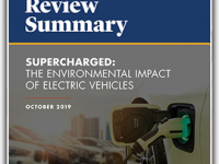 The NACS Fuels Institute Study: Environmental And Economic Impact of Electric Vehicles Vs. Internal Combustion Powered Vehicles""