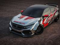 Honda SEMA Show Exhibit Celebrates 60 Years in North America