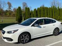 2020 Subaru Legacy Touring Review By John Heilig