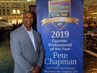 2019 Parts Counter Professional of The Year