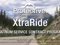 PROTECTIVE ASSET PROTECTION ENHANCES XTRARIDE RV SERVICE CONTRACT PROGRAM