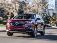 2019 Ford Edge earned a Top Safety Pick from the Insurance Institute for Highway Safety,