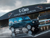 Mercedes-Benz G-Class Experience Centre in Styria