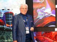 SPECIAL VIDEO FEATURE: Interview with Tom Hale - Automotive Artist +VIDEO