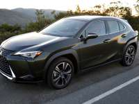 2019 Lexus UX 200 Luxury Review by David Colman +VIDEO