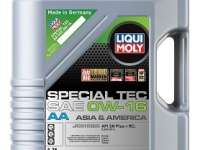 LIQUI MOLY launches 0-16 Motor Oil For Some Japanese Cars