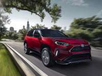 Toyota Revs Up Lineup with New 302-Horsepower RAV4 Prime +VIDEO